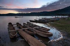 Tamblingan Lake in Morning (Pandu Adnyana Photography Tour) Tags: baliphotographytour baliphotographyguide balitravelphotography bali landscape sunrise tamblingan lake indonesia boat tour travel guide photography