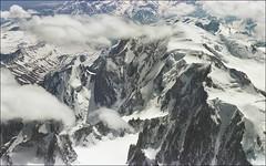 Magnificent aerial view of Mont Blanc 02 DESKTOP (Katarina 2353) Tags: aerialview alps mountain france montblanc summer katarina2353 katarinastefanovic italy