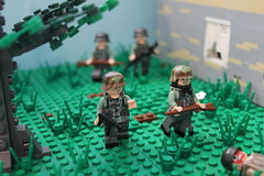 War path ([C]oolcustomguy) Tags: lego wwii brickarms brick arms citizenbrick citizen tanks world wars war ii two tomanytags