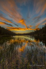 Sunset at the Inlet... (markarlilly) Tags: modoccounty warnermountains southwarnerwilderness clearlake sunset california zeiss zeiss15mm distagon1528zf