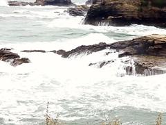 Costa de Foz (doloreslopez2) Tags: agua marcantabrico olas