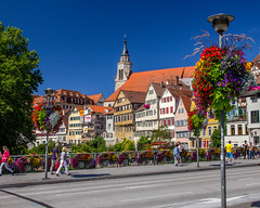 Tbingen by Day (thatmanphil) Tags: germany deutschland tbingen travel city polarizing filter cpl