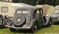 Citron Traction Avant 7C 1937 (XBXG) Tags: dl2929 citron traction avant 7c 1937 citrontractionavant tractionavant ta icccr 2016 landgoed middachten de steeg desteeg rheden gelderland nederland holland netherlands paysbas vintage old classic french car auto automobile voiture ancienne franaise france frankrijk worldcars