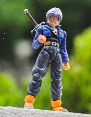 Trunks (sumosam87) Tags: shf shfiguarts dragonballz trunks supersaiyan anime toy figure toyphotography