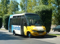 Matosinhos RESENDE 889 (busfan3) Tags: autocarro autocarros minibus minibuses mercedes benz sprinter portugal transportes urbanos resende bus buses autobus autobuses onibus