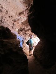 """Le désert d'Atacama: la caverne de sel de la Valle de la Luna <a style=""""margin-left:10px; font-size:0.8em;"""" href=""""http://www.flickr.com/photos/127723101@N04/29195298186/"""" target=""""_blank"""">@flickr</a>"""