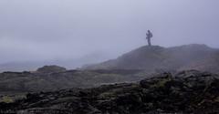 The Explorer (katrin glaesmann) Tags: unterwegsmiticelandtours photographyholidaywithicelandtours mvatn krafla leirhnjkur iceland clouds wet smoke fog dirk iphone nikon longlens takenwitholympusem1 isthisstreet