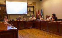 Personas asistentes a la sesin de pleno del da (Ayuntamiento de Ermua  Ermuko Udala) Tags: pleno sorteo mesas electorales ermua bizkaia 2016 elecciones parlamentovasco