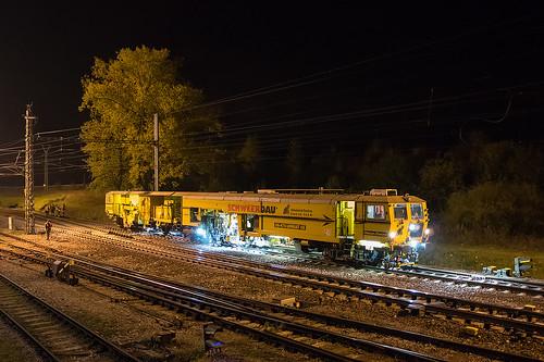17.10.2015, Plasser&Theurer 08-475 Unimat 4S, Zábřeh na Moravě