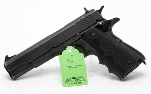 Remington U. S. Army Model 1911 - 45 Caliber Semi-Automatic Pistol w/ Magazine ($1,036.00)