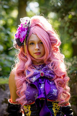 Megurine Luka (Fotografreek) Tags: megurine luka sandplay cosplay elfia elfia2016 cosplayer anime manga costume girl vocaloid fantasy