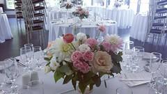 centerpieces 02 (Flower 597) Tags: weddingflowers weddingflorist centerpiece weddingbouquet flower597 bridalbouquet weddingceremony floralcrown ceremonyarch boutonniere corsage torontoweddingflorist