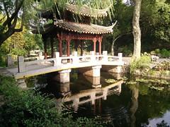 Guyi garden (mzmz7) Tags:  guyigarden garden park china chinese architecture swirl swirly reflections
