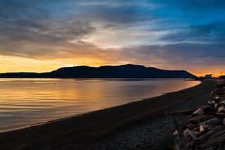 Orcas Island Sunset