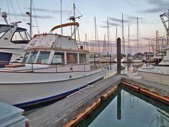 Sausalito Marina (Fiddling Bob) Tags: marina boats sanfranciscobayarea marincounty yachts sausalito californa