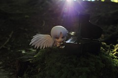 Kanade an Angel :* One (NewLife78) Tags: anime angel japanese emotion sweet piano figure kanade nendo nendoroid nendoroids