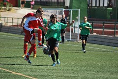 Extremadura vs CD Badajoz