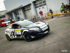 Barum Czech Rally Zlin 31.08-02.09.2012 (mysrob) Tags: czech rally automotive renault area service rs irc megane barum klinger zlin otrokovice motosport consani