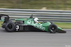 Historic Grand Prix Zandvoort (<<<< peter ijdema >>>>) Tags: cars car pentax sigma racing historic circuit zandvoort k5 beneton grandprixmasters worldsportscarmasters gentlemendrivers sportsracingmasters