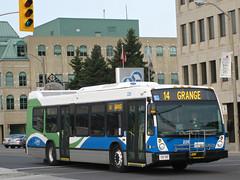 Guelph Transit 226 (YT | transport photography) Tags: bus nova guelph transit lfs