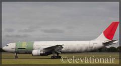 D-AEAN Airbus A300B4-622RF DHL Air (elevationair ) Tags: japan conversion airbus airlines dub jal airliners freighter dublinairport a300 eidw daean