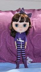 my purple girl ^^