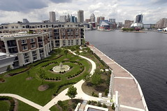 The Ritz Carlton Residences Inner Harbor Baltimore - View (Inner Harbor Condos) Tags: harbor waterfront maryland baltimore inner condo ritzcarlton luxury rxr appointments amenities keyhighway angelstevens innerharborcondoscom harborrealtybaltimore