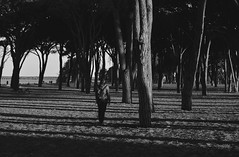 271/365 () Tags: ocean trees light sunset sea blackandwhite bw girl standing forest asian back seaside alone shadows young australia nsw sanssouci beachside selfie brightonlesands sydeny ramsgatebeach rockdalebeach wen234 easternsuburn