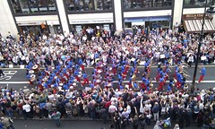 IMAG0055 (Pantera and Mateusz) Tags: uk london window mobile strand games victory parade olympic olympics 2012 htc london2012 paralympic teamgb athlets htcdesire
