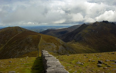Meelmore and Bearnagh (tullyallenp) Tags: mournemountains slieve slievebearnagh meelbeg slievemeelmore irishmountains mountainsofireland themournewall mournewallwalk northernirelandmountains mountainsofnorthernireland northernirishmountains mountainsofulster