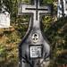 Poienile Izei Cemetery, Maramureş, Romania.