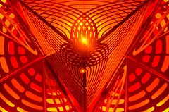 I'm seeing red. (BlackRockBacon) Tags: art night pattern pentax playa redlight smc manualfocus k5 pentaxsmcm5017 burningman2012 flickrandroidapp:filter=none2012burningmanfertility20k5manualfocuspentaxtamron