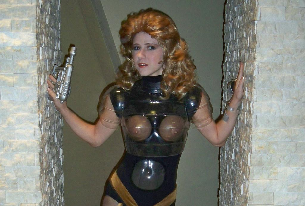 barbarella jhavoc tags sexy costume 60s barbarella janefonda