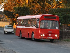 Journey's End (Late Red) Tags: ek alexander daimler pmt eastkent daimlerfleetline potteriesmotortraction beh147h