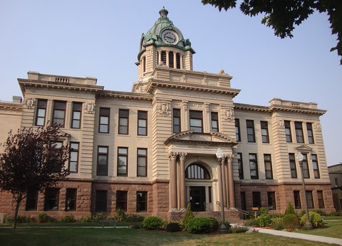 Fairmont (MN) United States  City pictures : Martin County Courthouse Fairmont, Minnesota by courthouselover