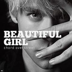 Chord Overstreet - Beautiful Girl (Jonatas MeIo) Tags: music cute girl beautiful digital mine itunes pop cover single hollywood actor chord glee artwort overstreet jonatasciccone