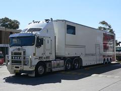 Kenworth K108 Semi (Scotty Bourne) Tags: highway semi kenworth haulage cabover