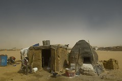 Darfurians refugees in Eastern Chad (EU Civil Protection and Humanitarian Aid Operation) Tags: africa chad markets bahai sudaneserefugees tradesandskills ennediregion