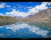 Contemplations in Verse, Chandratal , Spiti, Himachal Pradesh - India (Himalayan Panoramic Studio) Tags: camping lake reflection colors clouds trekking trek climbing shiva m4 spiti kullu chandra himachalpradesh chandratal baralacha spitivalley kunzum kunzumpass kunzumla greathimalayas chandravalley lahulspiti lakesinhimachal trekkinginhimachal cbrange greathimalayanrange mulkila himachalpradeshlandscape climbinginhimachal chandikishigri samudritapu samudritapuglacier dakkaglacier