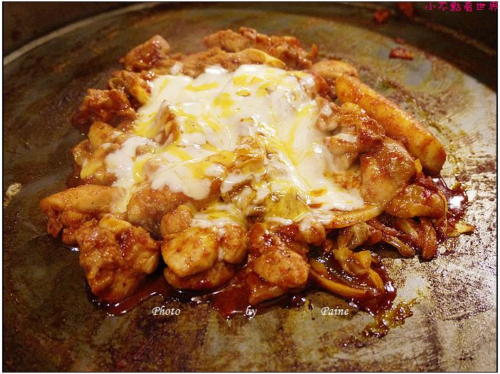 台北中山區春川達卡比韓式料理