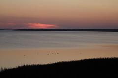 Sonnenuntergang (Thorsten1979) Tags: germany landscape deutschland see balticsea baltic rgen ostsee landcape balticsee canoneos60d ostsee2012 mckelen