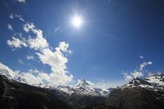 Matterhorn from sunnegga (joytrip*) Tags: mountain canon schweiz switzerland swiss alpine gornergrat matterhorn  sunnegga   eos7d   sigma816mmf4556