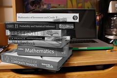 Boivin (NikBoiv) Tags: school white black color college books math lame rule