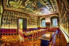 Small hall (Salvatore Motsu) Tags: hdr kleiner landhaus klagenfurt wappensaal