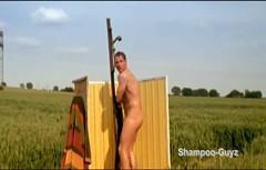 Ren Steinke (Shampoo-Guyz) Tags: man hot cute businessman naked handsome suit german ren half actor sexyguy blondeguy steinke germanguy renesteinke cobra11