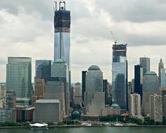 One World Trade Center, NYC (Carl Aylman Photography) Tags: nyc skyline nikond90 oneworldtradecenter carlaylman