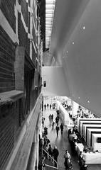 Stedelijk Museum Amsterdam (bura80) Tags: blackandwhite holland amsterdam museum stedelijk schwarzweiss biancoenero stedelijkmuseum blancinegre stedelijkmuseumamsterdam schwarzundweiss blackwhitephotos