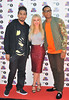 Jorgie Porter and Reggie Yates BBC Radio 1's Teen Awards 2012