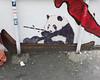 (e_alnak) Tags: urban streetart art graffiti stencil mural paint panda spray urbanart streetartist spraypaint aerosol ealnak