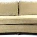 103. Custom Made Contemporary Sofa